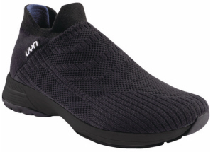 UYN Man Free Flow Master Shoes black Sole black / carbon