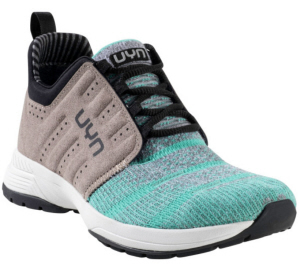UYN Lady Air Dual Tune Shoes light grey / mint